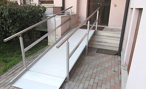 Fac simile dichiarazione iva agevolata 4 per abbattimento barriere architettoniche infissi del - Bagno barriere architettoniche ...